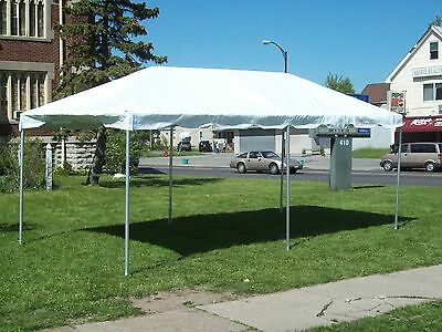 10x20 NEW White West Coast Frame Tent  Wedding Tent Tentandtable