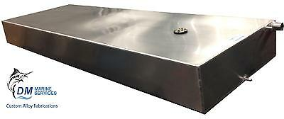 Marine Aluminium Boat Fuel Tank - 160L - Custom Made