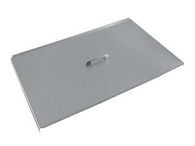 """Tank Cover for deep fryer 14 3/4"""" x 23 3/4"""" S/S Imperial Pitco NEW 63413"""