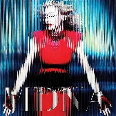 MADONNA MDNA New Sealed CD Include Hits: Give Me All Your Luvin & Girl Gone Wild