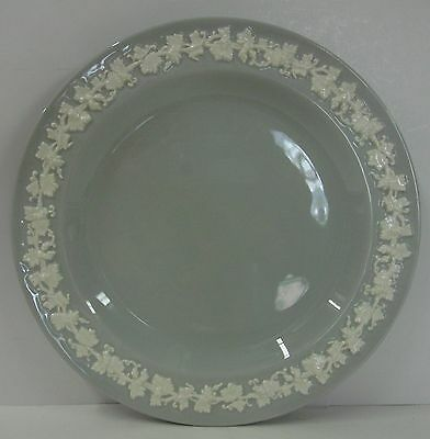 Wedgwood QUEENSWARE Salad Plate -Multiple Available CREAM ON GREY GRAY