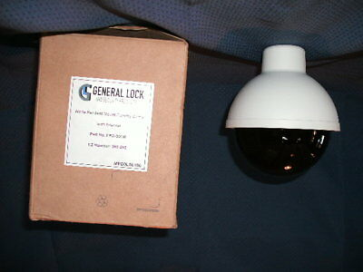 """(2) New General Lock 3.5"""" globe Assembly Commercial unit, CCTV housing only"""