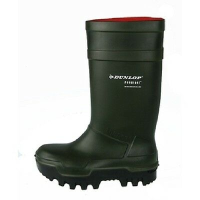 Dunlop Purofort Thermo Safety Wellies Welly Wellington Boots Insulated 6 - 12