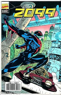 ¤ 2099 n°8 -*- 1994 SEMIC COMICS ¤ SPIDER-MAN/FATALIS/X-MEN/RAVAGE