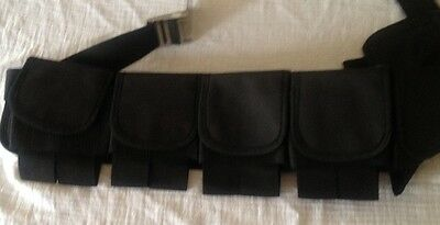 Scuba Diving, Free Diving and Spearfishing Adjustable 7 Sleeve Dive Weight Belt