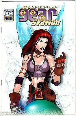 The Gear Station ¤ 2000   ¤ Supplement Comic Box 27