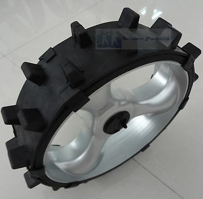 Electric Golf Trolley Wheel Winter Covers (Pair)