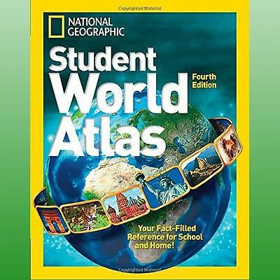 National Geographic Kids Student Atlas Of The World National Geographic Kids 978