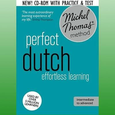 Perfect Dutch: Revised (learn Dutch With The Michel Thomas Method) Geyte  Els Va