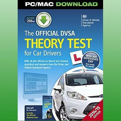 Official Dvsa Theory Test For Car Drivers Interactive Download (box Version) Dri