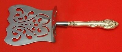 """LA SCALA BY GORHAM STERLING SILVER ASPARAGUS SERVER HOODED HH WS CUSTOM 9 1/2"""""""