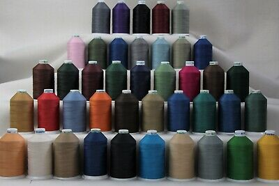 Polyester cotton Sewing thread M25 x 2500mt Horse rug binding, bags,tents,canvas