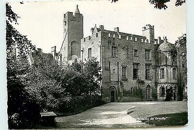14* CREULLY  (CPSM.10X15cm)   chateau