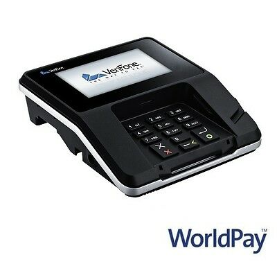 NEW Verifone MX-915 PIN PAD WorldPay Petro KEY