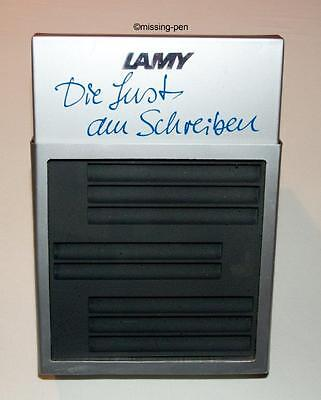 LAMY pen display with 3 drawers on the back side ( Safari Al-Star )