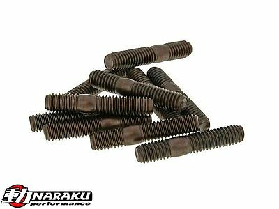 Exhaust Stud Set M6 32 mm Length