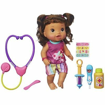 NEW Baby Alive Make Me Better Baby Doll