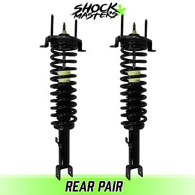 Quick Complete Struts Assembly 2001-2006 Chrysler Sebring Convertible Rear Pair