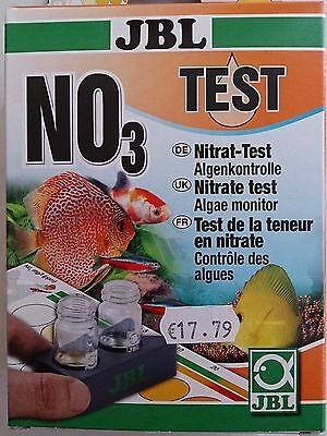 JBL Nitrate Test Set NO3 test NEUF & RARE