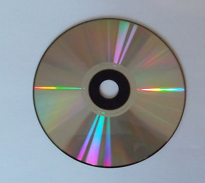 10 Pack Mediarange Silver Top, Black Recordable Side – Non Print – Cd-R