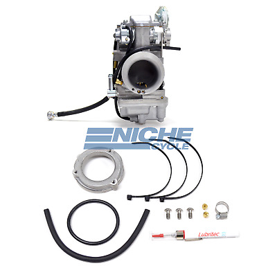 Mikuni High Performance HSR42-11 42mm Easy Carburetor Kit Sportster Buell 1200