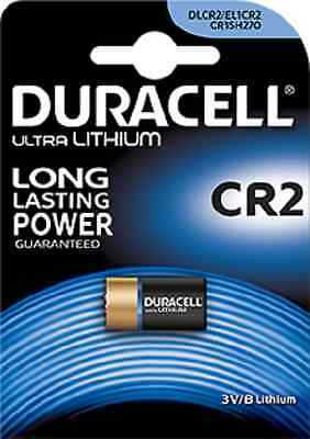 1 Pila Duracell Cr2 3V Litio Camara Foto Cr-2-1Bp Dlcr2 Elcr2 Cri5H270 Battery