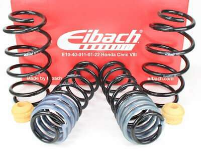 Eibach Pro-Kit 25mm springs Honda Civic VIII 1.4 1.8 Type R E10-40-011-01-22