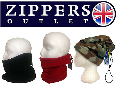 Neck Warmer Motorcycle Motorbike Cycling Lightweight Tube Scarf Balaclava Snood