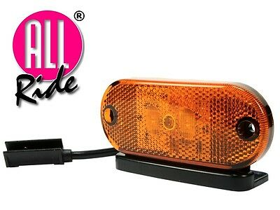 All Ride Seitenleuchte 24V LED & Snap-In