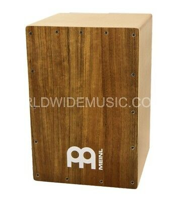 Meinl MYO-CAJ-OV  Make Your Own Cajon Kit - Ovangkol Wood Frontplate - DIY Kit
