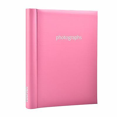 Hot Pink Self Adhesive Spiral Bound Photo Albums 36 Sheets / 72 Sides - SM72PK