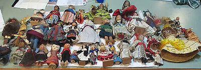 International Doll Collection 39 Porcelain norma wellings jays mid 20th century