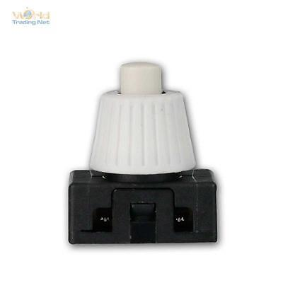 10 Pcs Press Button 1-polig Switch On / from Retro