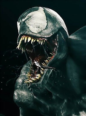 Venom Giant Poster - A0 A1 A2 A3 A4 Sizes