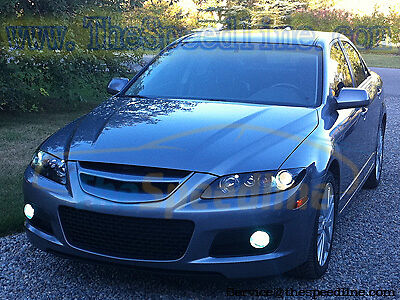 JDM Mazdaspeed6 Emblemless Grill Grille MPS6 MPS Atenza Mazda 6 05 06 07 08