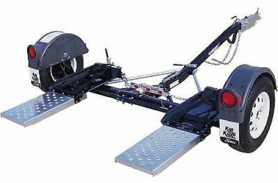 Detailed & Easy Plans/Instructions to Build Car Tow Dolly Yourself