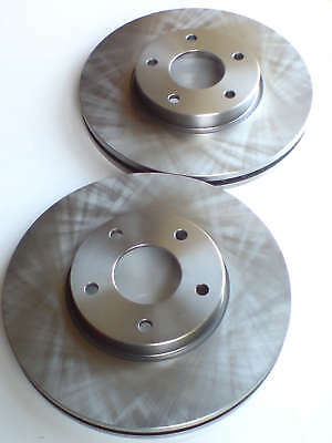 OE Spec Front Brake Discs x2 Conceptua- For WC34 Stagea RSFour RB25DET Series2