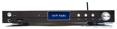 Wireless Internet Radio Tuner for Home Stereo /Digital Music Streamer for PC MAC