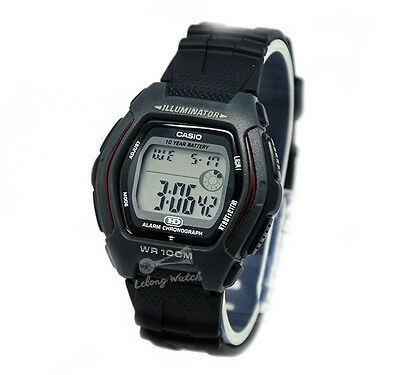 -Casio HDD600-1A Digital Watch Brand New & 100% Authentic