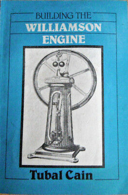 Building the Williamson Engine - Stuart Turner live steam castings book