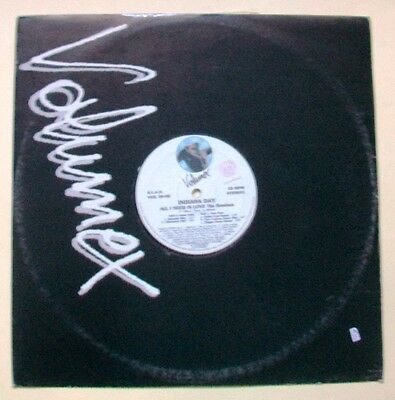 """Indiana Day  – All I Need Is Love (Remixes) [12"""" italy 1995]"""