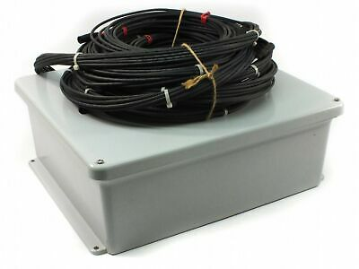 First Solar Fused Combiner Box w/Wiring Harness 10 Wires w/MC3 Connectors