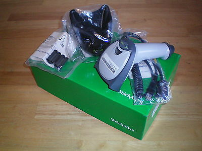 Welch Allyn 4500-915 Spot LXI 2D Barcode Scanner ~ NEW