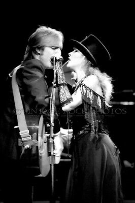 "Stevie Nicks Tom Petty Photo 8x12 or 8x10"" Live Concert Print Fleetwood Mac 105"