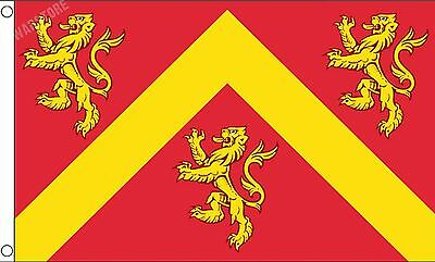 ANGLESEY 5 X 3 FEET FLAG polyester flags WALES WELSH Holyhead
