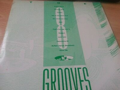 "The Grooves 8   (Original 12"" Vinyl Lp)"