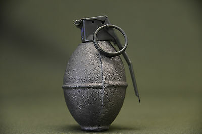 Lemon Grenade Practice Dummy - Hollowed Out M228 Replica WWII M26