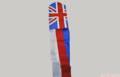 UNION JACK Windsock wind sock 5 feet 150cm 60 inches flag flags BRITISH BRITAIN