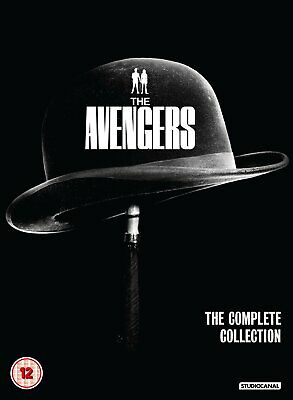The Avengers Complete Collection (DVD) TV Show (C-12)