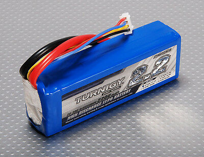 RC Turnigy 2200mAh 3S 20C Lipo Pack